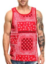 Find the latest Men's Shirts, clothing, fashion & more at DrJays. Bandana Outfit, Red Bandana, Bandana Print, Swag Outfits, Cool Outfits, Gucci T Shirt Mens, Vice Lords, Bandana Crafts, Dad Pictures
