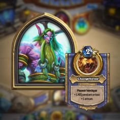 Hearthstone Heroes Of Warcraft, Letters