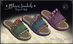 https://flic.kr/p/WeC2hd | Ethnic Sandals Flip Flops Pack #3 - Sweet Lies Original | Ethnic Sandals Flip Flops Pack #3 - Sweet Lies Original