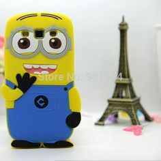 Minion case for samsung galaxy ace 3 GT-s7275