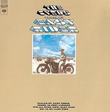 Ballad of Easy Rider is the eighth album by the American rock band The Byrds and was released in November 1969 on Columbia Records16