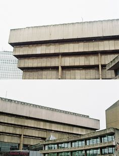 Birmingham Central Library Russian Architecture, Central Library, Barbican, Built Environment, Le Corbusier, Design Styles, Brutalist, London City, Birmingham