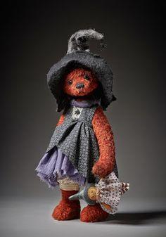 Плюшкин домик: Онлайн курс по изготовлению мишки Тедди.