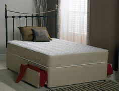 Apollo Beds Hades 5ft Kingsize Divan Bed