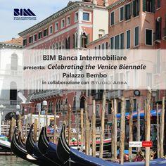 celebrating Venice Biennale at #PalazzoBembo #BiennaleVenezia