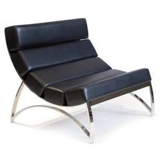 Check out this item at One Kings Lane! Arctic5 Chair, Black