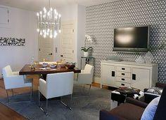 Sarah Richardson Design - Hilltop Contemporary - Basement