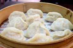 Dumplings from Classic Chinese New Year's Food Traditions for a Lucky Start (Slideshow)
