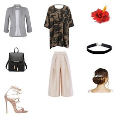 """Perseguindo nossas mentiras"" by smelyssa078 on Polyvore featuring Miss Selfridge, Dsquared2 and Jon Richard"