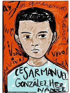 Yo, Pachy Cambiaso, quiero saber dónde está César Manuel González Hernández. https://plus.google.com/photos/+EnriquePeralta2014/albums/6079646929889276353
