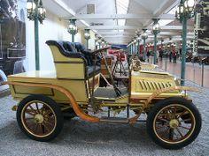 De Dion Bouton Biplace Type J 1902