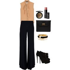 Right out of work - Coctail Outfit, created by zelfist on Polyvore