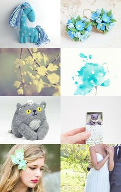 blue  by OOMISEH on Etsy--Pinned with TreasuryPin.com