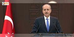 Hükümet Sözcüsü Kurtulmuş açıklama yapıyor : Hükümet Sözcüsü Numan Kurtulmuş Bakanlar Kurulu toplantısına ilişkin açıklama yapıyor.  http://ift.tt/2dC3MuC #Türkiye   #Hükümet #açıklama #yapıyor #Kurtulmuş #Sözcüsü