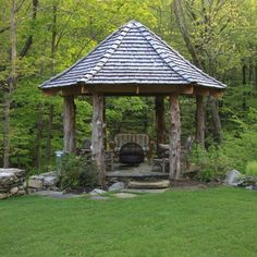 Screened Gazebo Design, Pictures, Remodel, Decor and Ideas - page 4