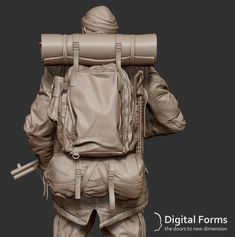 http:& art outsourcing servicess Basic Geometry, Low Poly Models, 3d Tutorial, 3d Drawings, Art Programs, Body Armor, Military Equipment, 3d Character, My Portfolio