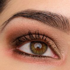 A Warm Copper Look with Urban Decay Naked Heat - Temptalia Beauty Blog: Makeup Reviews, Beauty Tips