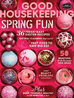 Welcome to SPD's Cover of the Day, a portfolio of brilliant magazine and newspaper covers from around the world. Good Housekeeping,...