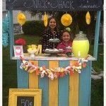 The Tale of Two Yard Sales and a Lemonade Stand - Modern Homeade Lemonade, Yard Sale Organization, Alcoholic Punch Recipes, Yard Sales, Outdoor Gardens, Modern, Houses, Decor, Tips