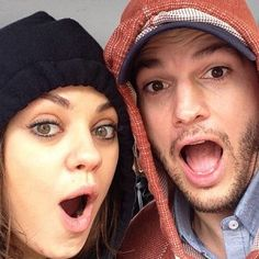 See New Adorable Photos of Mila Kunis & Ashton Kutcher'€™s Baby