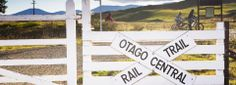 Get on your bike for the Otago Rail Trail (from 1 to 157 kilometers).