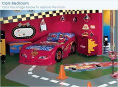 Cars Bedroom Theme