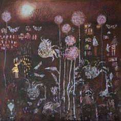 Glow, Nature, Painting, Image, Art, Products, Craft Art, Naturaleza, Paintings