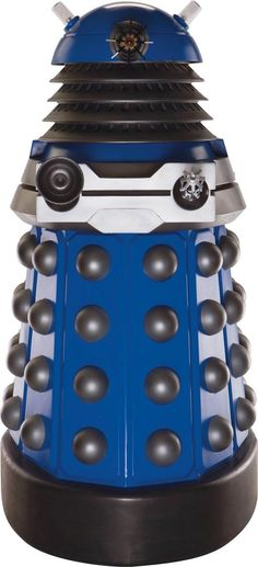 I want to make a dalek laundry basket for the boys