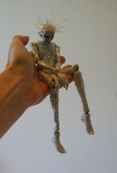 Meet Jack - full (unfinished marionette) by ~pixiwillow