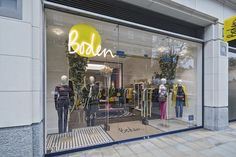 Boden joins trend for online brands to open physical stores - Retail Design World