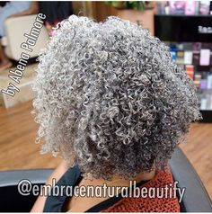 Textured hair. Curly grays. Natural hair. Gray hair. Curly gray hair. Natural gray hair. Silver highlights. Silver curls.