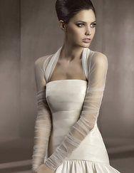 Pronovias ti presenta la sua giacca da sposa CHAQUETA LA 152. | Pronovias