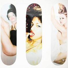 Marc Jacobs x Juergen Teller – Skateboards