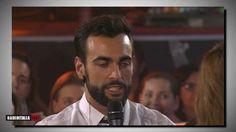 Backstage di Marco Mengoni a RadioItaliaLive 2013