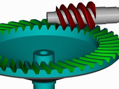 why worm gear cannot be follower - Google Search