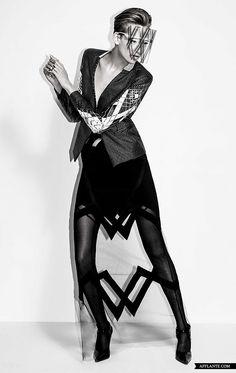 'Lion Heart' SS'2013 Fashion Collection // Yosef Peretz | Afflante.com