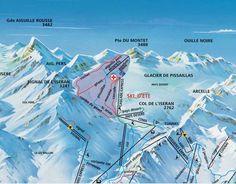 Val d'Isère abre el Glaciar de Pisaillas este sábado para el esquí de verano   Lugares de Nieve