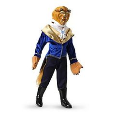 Disney The Beast Doll - 12'' | Disney StoreThe Beast Doll - 12'' - Bring a tale as old as time to life with this transforming doll from <i>Beauty and the Beast</i>. Remove the Beast head and the spell is broken to reveal the handsome prince. Happily ever after!