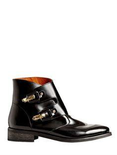 Miista Brushed Calfskin boots