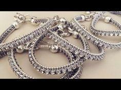 Beading Tutorials, Beading Patterns, Horse Supplies, Tatting Jewelry, Bracelet Tutorial, Brick Stitch, Diy And Crafts, Beaded Bracelets, Beads