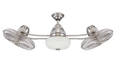 Buy the Craftmade Stainless Steel Direct. Shop for the Craftmade Stainless Steel Bellows II Indoor / Outdoor Dual Headed Fan - Blades, Remote and LED Light Kit Included and save. Dual Ceiling Fan, Best Ceiling Fans, Ceiling Fan With Remote, Outdoor Ceiling Fans, Outdoor Fans, Led Ceiling, Header, Stainless Steel Ceiling Fan, Transitional Ceiling Fans