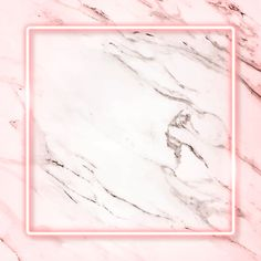 Vectors Square pink neon frame on a white marble background vector New Background Images, Flower Background Wallpaper, Frame Background, Flower Backgrounds, Framed Wallpaper, Neon Wallpaper, Cute Patterns Wallpaper, Eyelash Logo, Neon Design