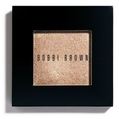 """Sheer, lightly pearlized shadow, which can also be used as a highlighter shade under the browbone. Comes in this sleek, flip-top compact that can be used individually or assembled into palettes (sold separately). Click here for Bobbi's Eye Shadow Guide.Monique Lhuiller shared in Harper's Baazar Magazine that she """"...cannot live without"""" the Rose Gold shade (2014)"""