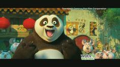 Kung Fu Panda 3 will be shown at Walk with Maranda on February 6 at Celebration! Cinema North.