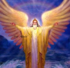 Archangel Sandalphon: Love Yourself Catholic Archangels, Seven Archangels, Archangel Sandalphon, Archangel Zadkiel, Auras, Angel Clouds, Reiki, Angel Artwork, My Guardian Angel