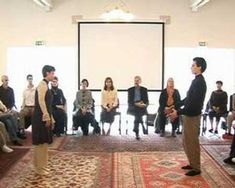 Family Constellations with Idris Lahore - Part 1