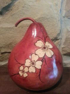 Hey, I found this really awesome Etsy listing at https://www.etsy.com/listing/189691579/hand-carved-gourd-dogwood-flowers