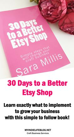Books written by Sara Millis on subjects of small business growth and marketing Etsy Business, Business Goals, Craft Business, Creative Business, Business Ideas, Small Business Marketing, Email Marketing, Digital Marketing, What To Sell Online