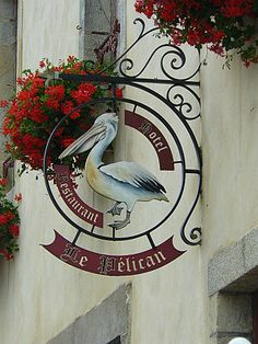 Restaurant, Hôtel - Rochefort-en-Terre, Morbihan - Bretagne
