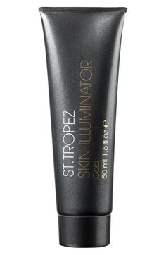 Free shipping and returns on St. Tropez Skin Illuminator Gold at Nordstrom.com. St. Tropez Skin Illuminator Gold is a creamy, shimmering lotion that gives the skin instant luminosity. It's ideal for anyone who wants radiant, polished skin and works best for skin with yellow and gold undertones. Originally developed backstage at London Fashion Week, the Skin Illuminator is a must-have and can be used on key areas such as the arms, shoulders and décolleté for maximum glamour.<br><br>How to…